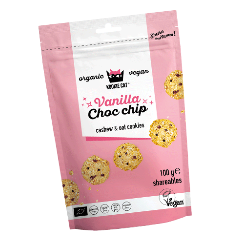 Kookie Cat choco chip shareables