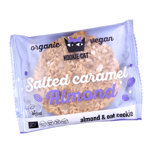 Salted Caramel Almond